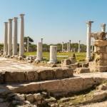 Cypr część II – Północna Republika Cypru Północnego, Famagusta i Salamis