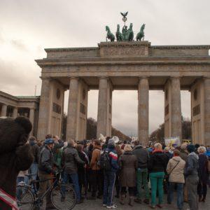 Berlin – jarmark świąteczny 10 grudnia 2016