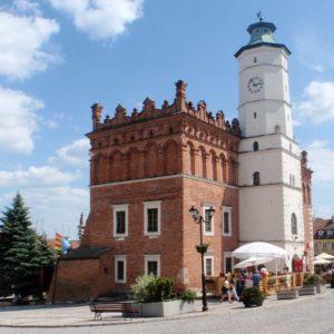 Wycieczka do Kazimierza nad Wisłą, Sandomierza i Nałęczowa 22-24 maja 2017