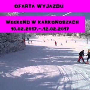 Weekend w Karkonoszach
