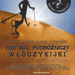 """II Edycja Festiwalu Podrózników i Podróży """"Włóczykijki"""""""